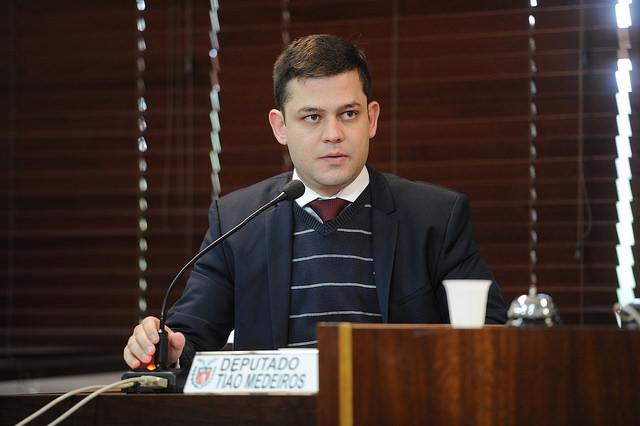 Solicitação de Tião Medeiros libera mais R$ 800 mil para saúde de Terra Rica