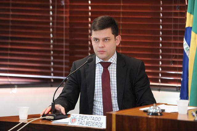 Tião Medeiros apresenta projeto que cria Comissão de Participação Legislativa na Assembleia