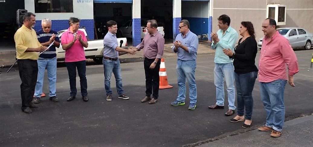 Paranavaí vai investir R$ 7 milhões em pavimentação urbana