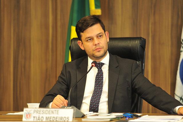 Comissão de Obras Públicas da Assembleia ouve diretor presidente do Porto de Paranaguá