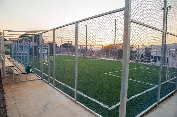 Santa Isabel do Ivaí terá novo campo de futebol