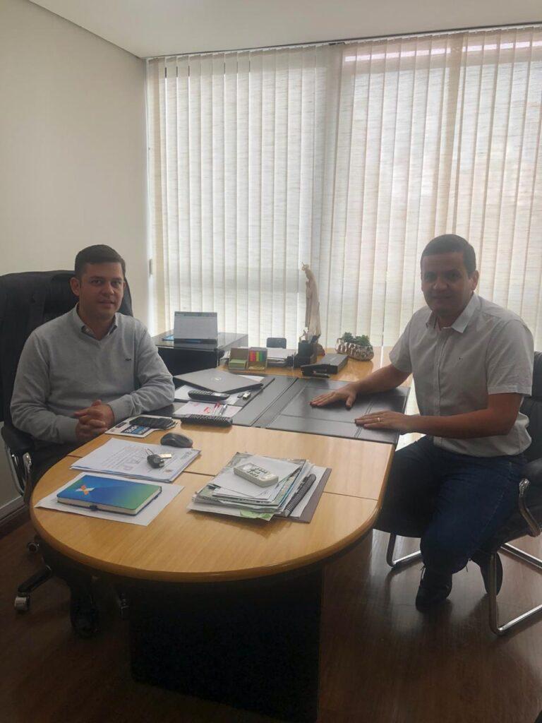 Tião Medeiros confirma R$1,5 milhão de reais para Nova Londrina